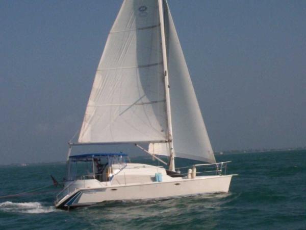 Preowned Sail Catamarans for Sale 1994 Renaissance